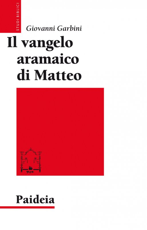 Il vangelo aramaico di Matteo