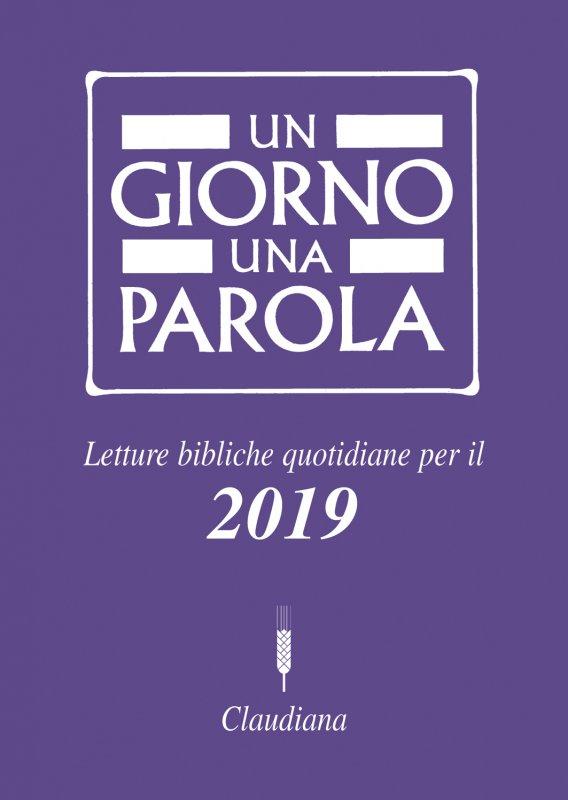 Parole Di Vita Calendario 2019.Un Giorno Una Parola 2019 Fcei A Cura Di