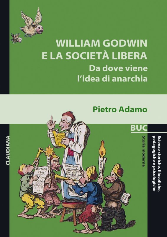 William Godwin e la società libera