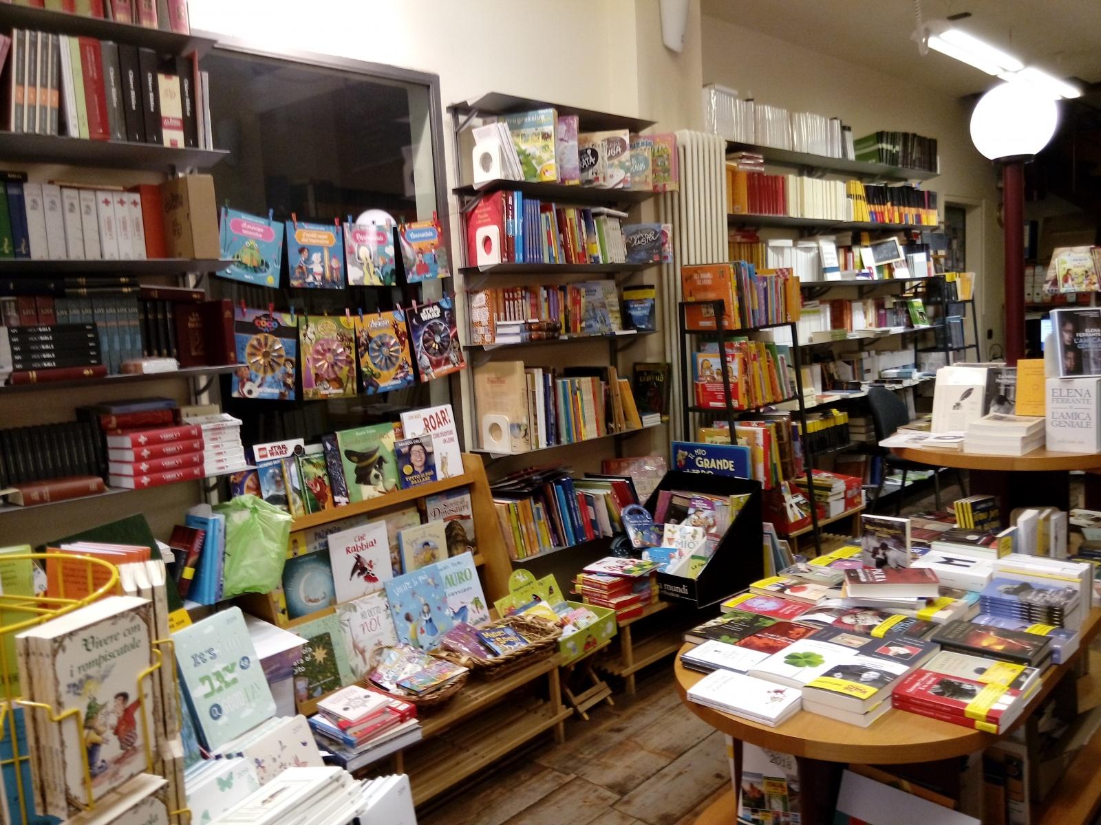 Libreria Claudiana – Firenze